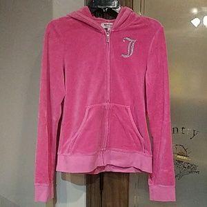Juicy Couture zip up jacket